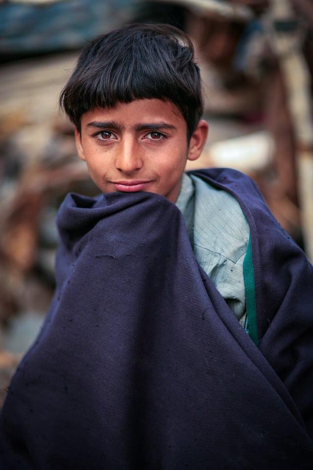 A Gujjar boy.