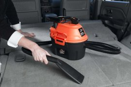 Best shop vac for cars