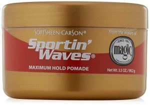SoftSheen-Carson Sportin Wave Cream