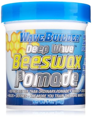 WaveBuilder Deep Wave Beeswax Pomade