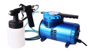 How To Use A Spray Gun With Air Compressor