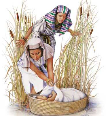 The Sons of Israel Become a Nation and Moses is Born; Making it Simple; Lesson Twenty -Two