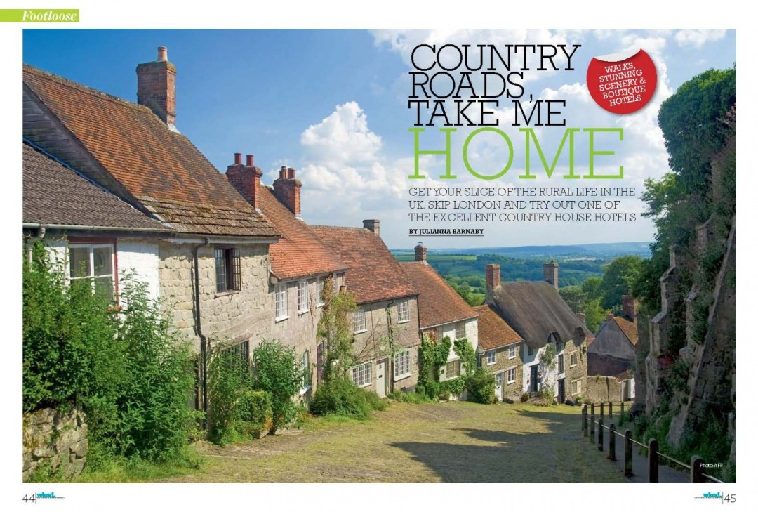 Country House Hotels UK - Julianna Barnaby