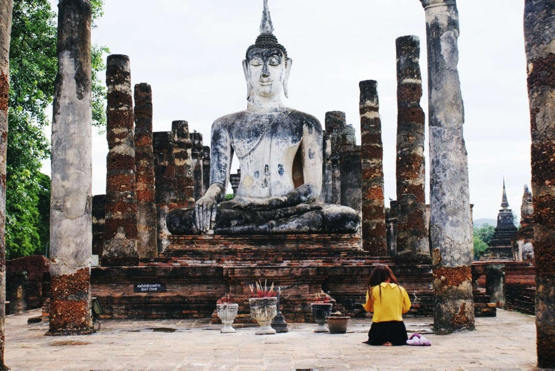 History abounds in Ayutthaya