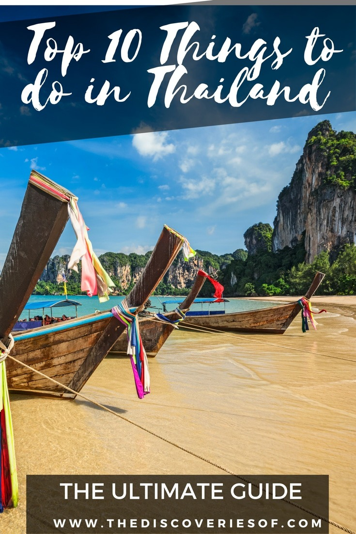 Thailand Travel Guide. The must-see things to do, see and try in Thailand to inspire your next trip. Read more.