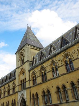 Pitt Rivers Museum and Oxford Museum of Natural History