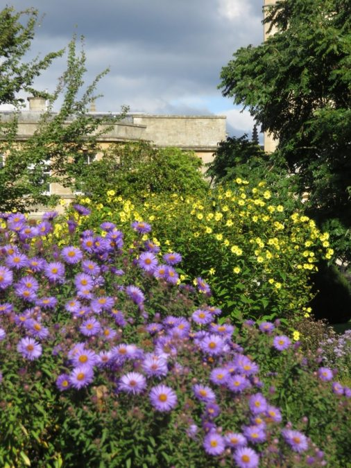 Botanic Gardens in Oxford - A Beautiful Place
