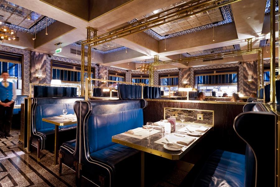Bob Bob Ricard Restaurant Famous Restaurant in London