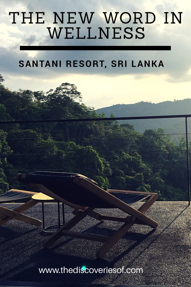 Santani is Sri Lanka's newest wellness resort and the perfect destination for an spa holiday. Here's why
