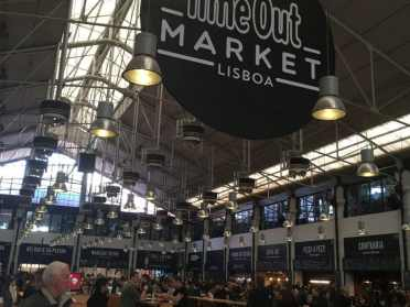 Time Out Market, Lisbon - One of the coolest things to do in Lisbon