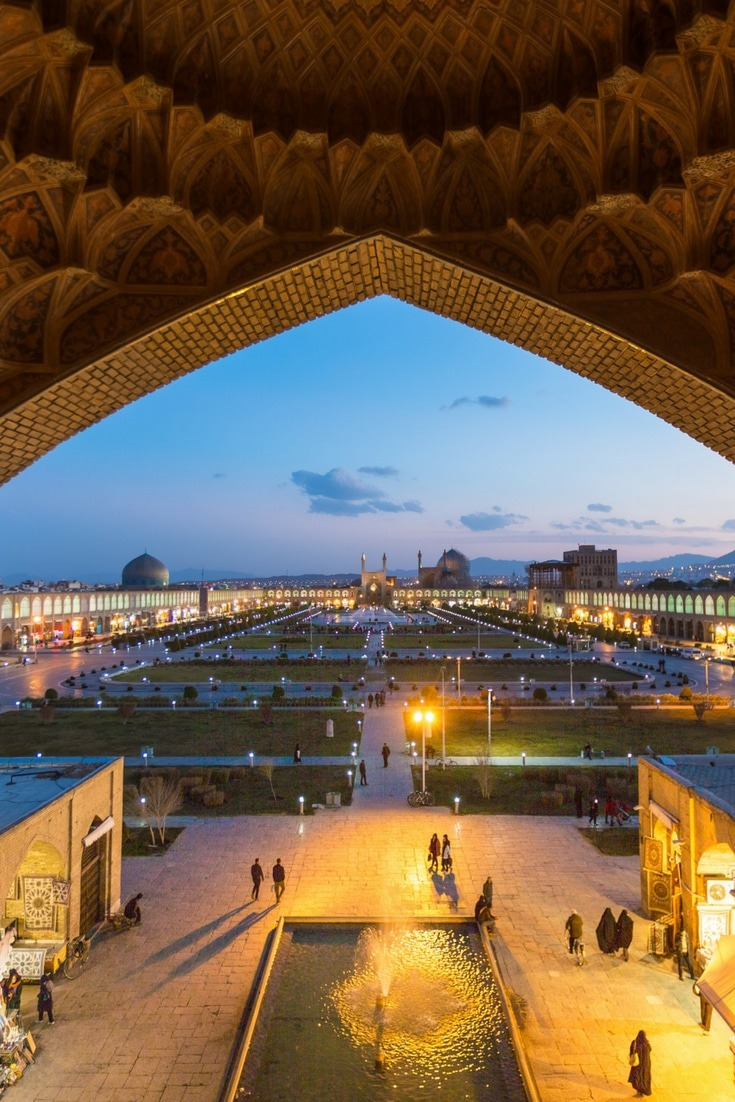 Iran is one of the places you should travel to in 2017 - it's also one of the cheapest places for a luxury escape. Read our guide to top holiday destinations for affordable luxe