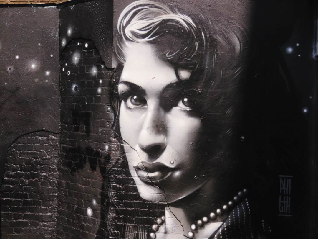 Amy Winehouse Philth Camden - Amy Winehouse Street Art Trail Jewish Museum