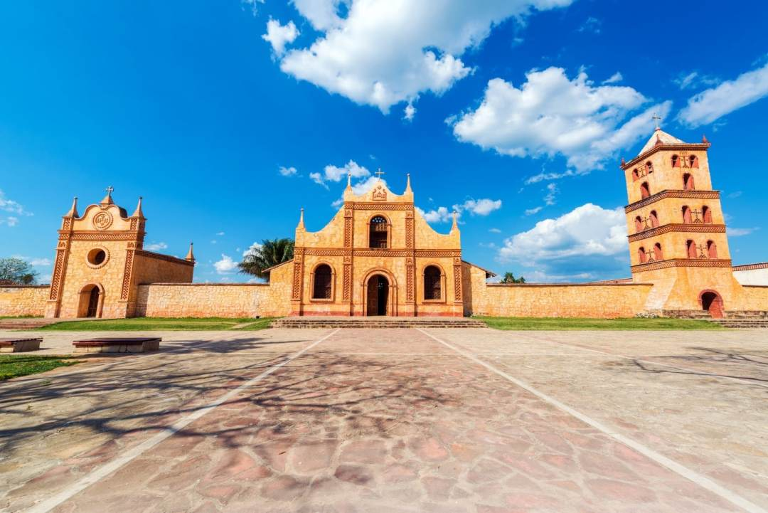 Absolutely Amazing Jesuit Missions in Bolivia
