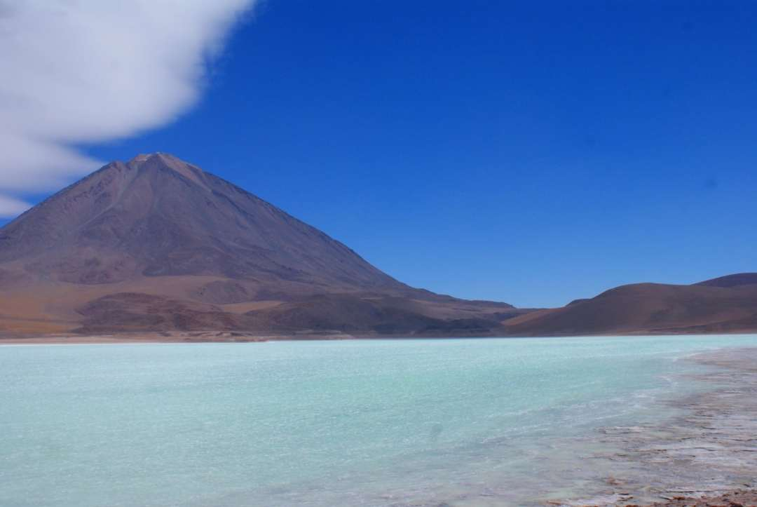 Amazing Things to do in Bolivia - Laguna Verde. Read the full guide.