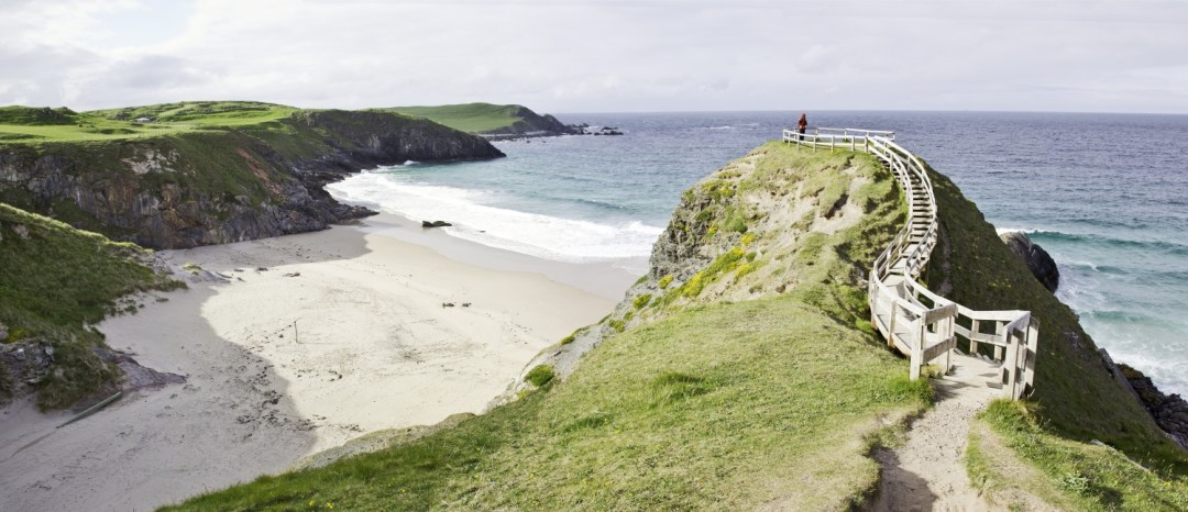 Durness, Scotland is one of the best beaches in the UK.