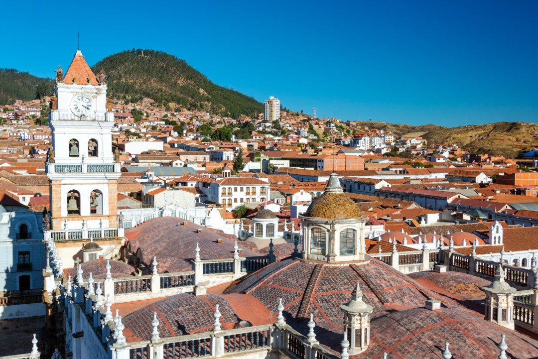 Sucre is Bolivia's Most Beautiful Towns and Should be on Any Itinerary to South America. Here's why.
