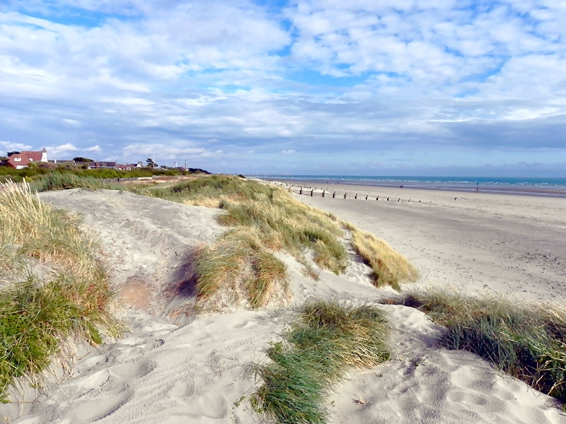 West Wittering in West Sussex is a beautiful beach near to London - geograph-2029744-by-David-Dixon