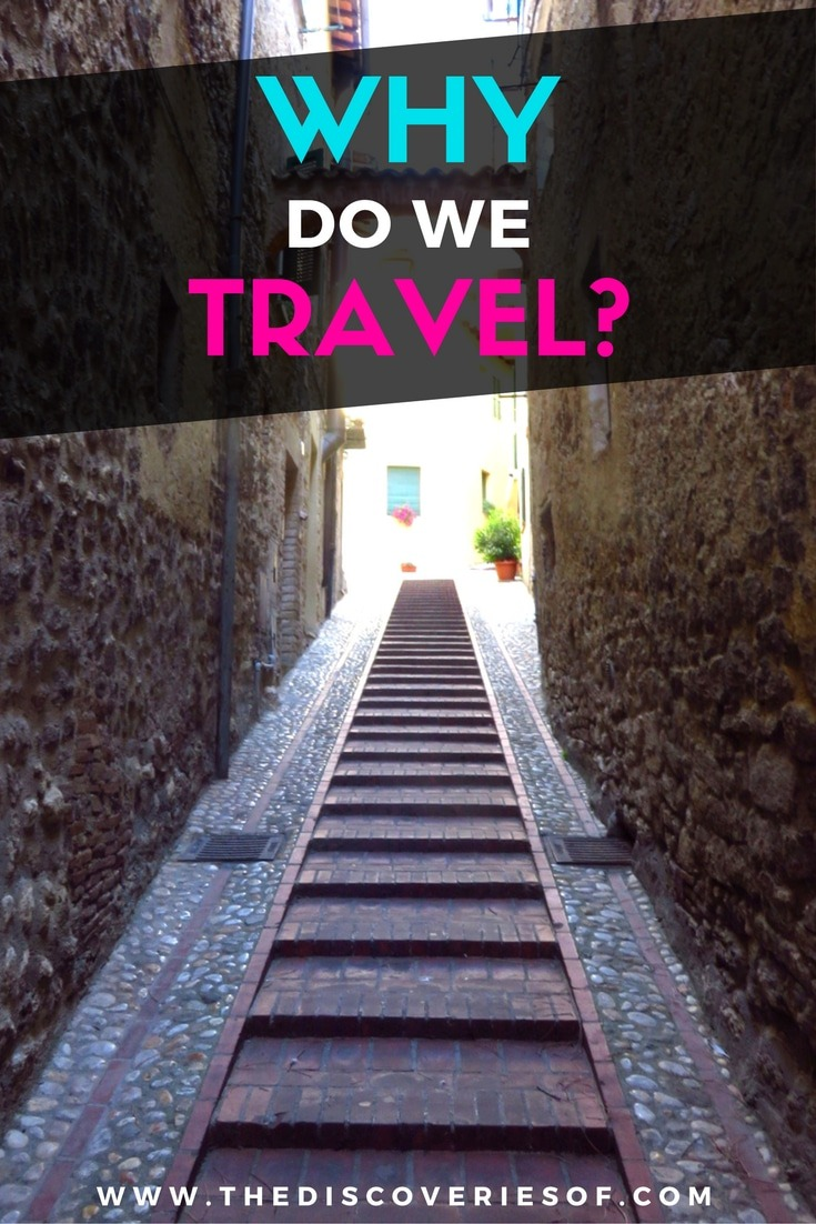 What fuels our travel wanderlust? Why do we love to travel? Is it the adventure? The culture? The destinations? We've got our reasons...do you agree?