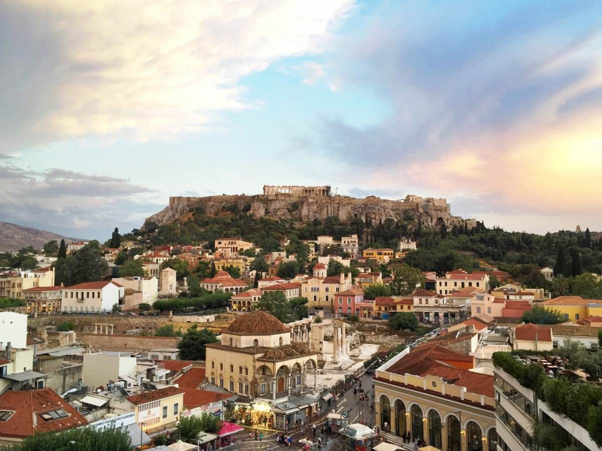 Best Summer Road Trips - Mainland Greece