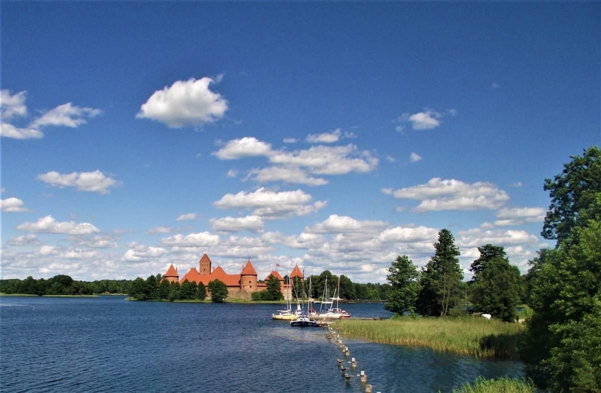 Lithuania Trakai Island Castle - Best Road Trips