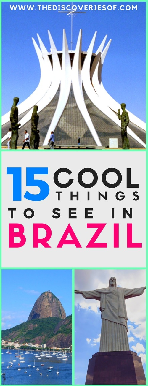 Brazil! The hottest travel destination of the year and for good reason. Rainforest, Rio, the Amazon, Carnival: Brazil has it all. Immerse yourself in the culture of this vibrant country with our guide to the best things to do in Brazil. Read now.