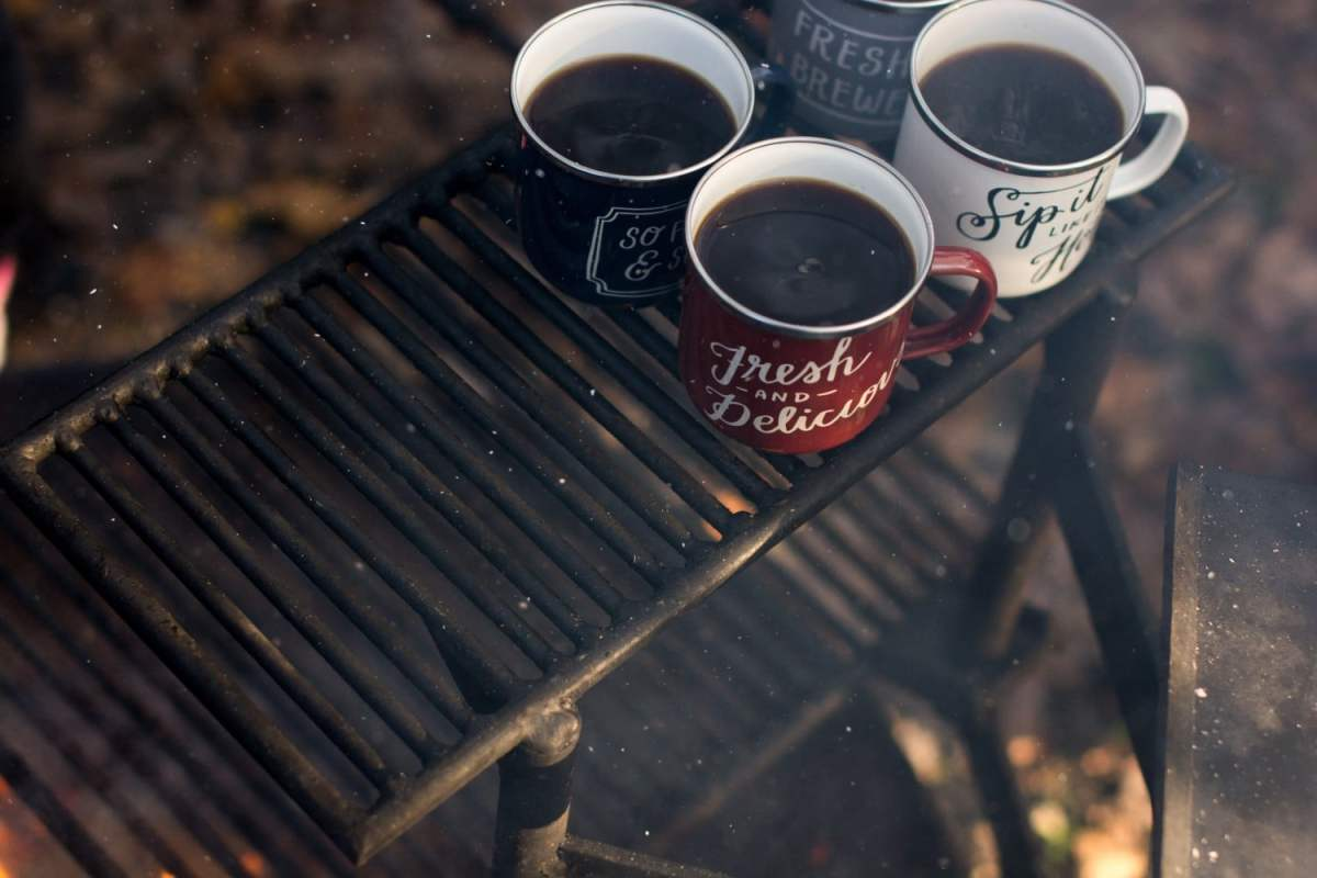 Top of Festival Kit List - Bring coffee to festivals