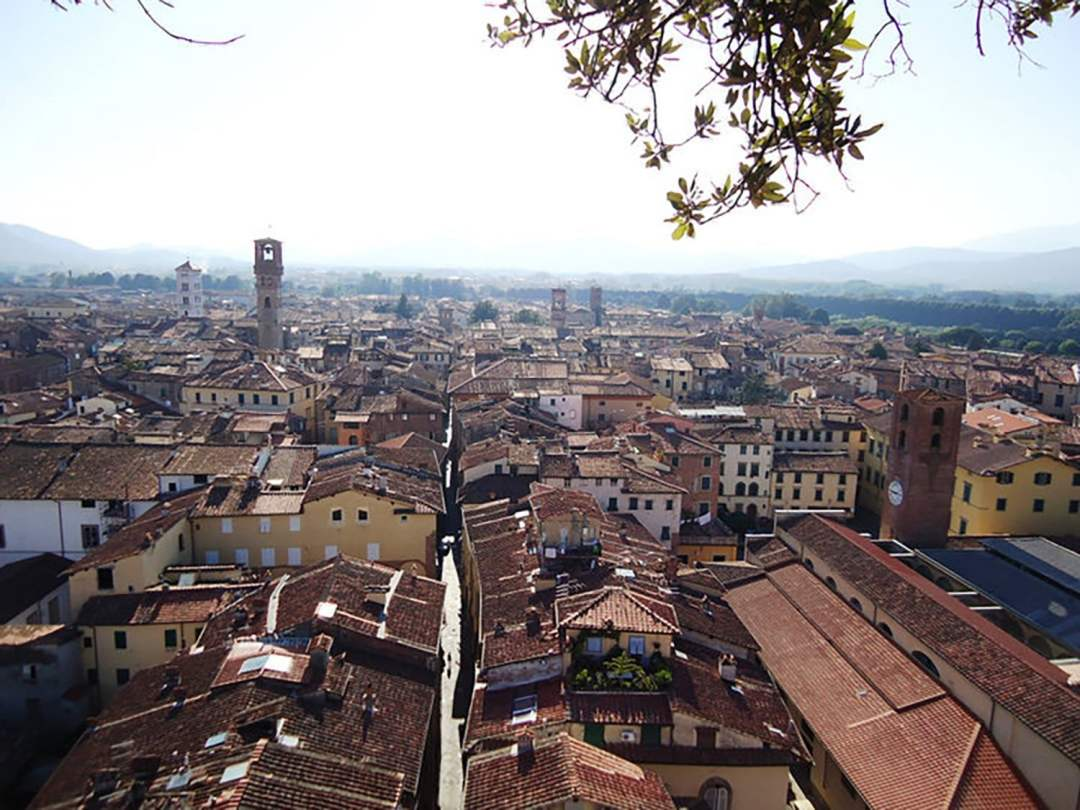 Lucca Italy - Italian Road Trip inspiration. Read more.