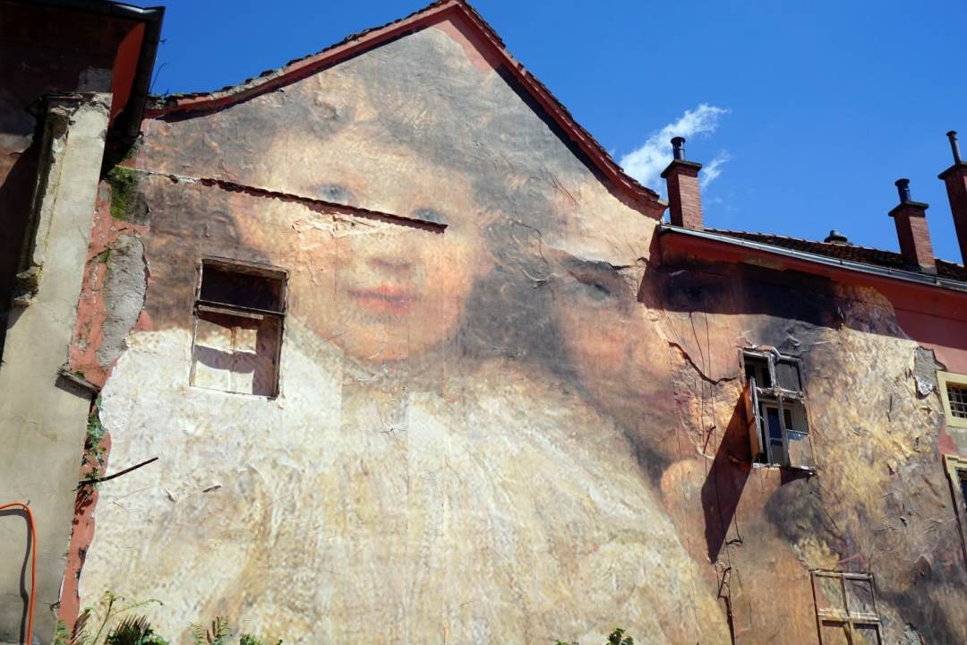 Street Art at Dolak Square Awesome Reasons to Go to Zagreb