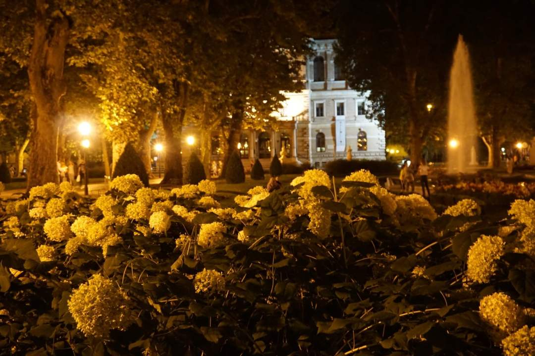 Zagreb is Beautiful at Night - Awesome Reasons to Go to Zagreb - Read more.
