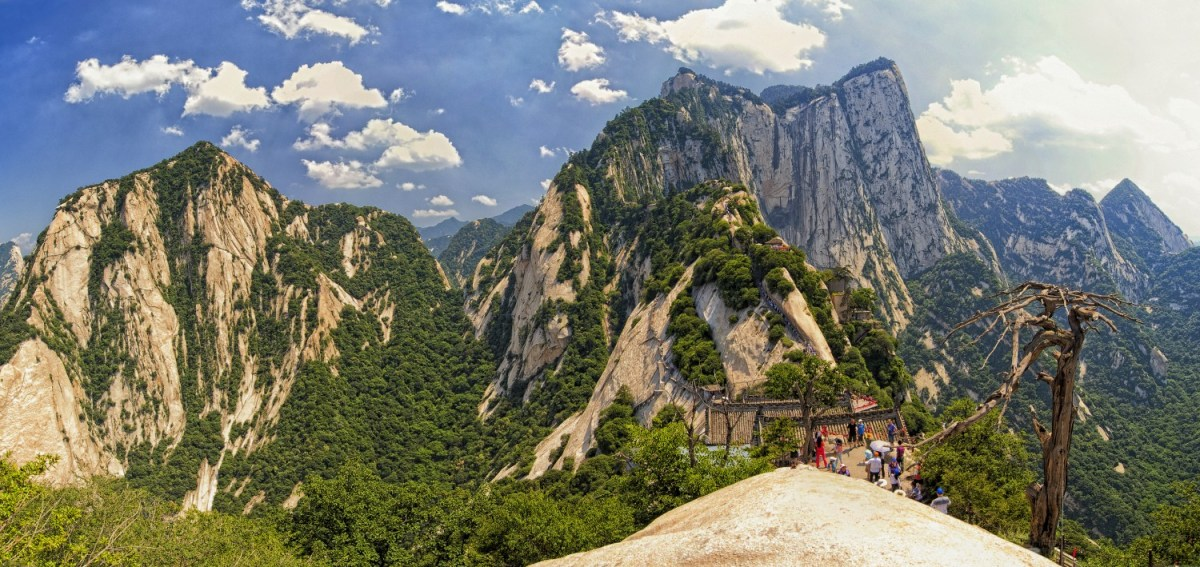 World's Most Dangerous Hike - Hua Shan