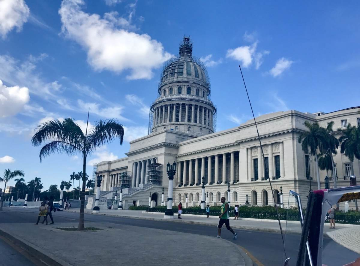 El Capitol, Havana should be on the top of your itinerary when visiting the city. Here's why