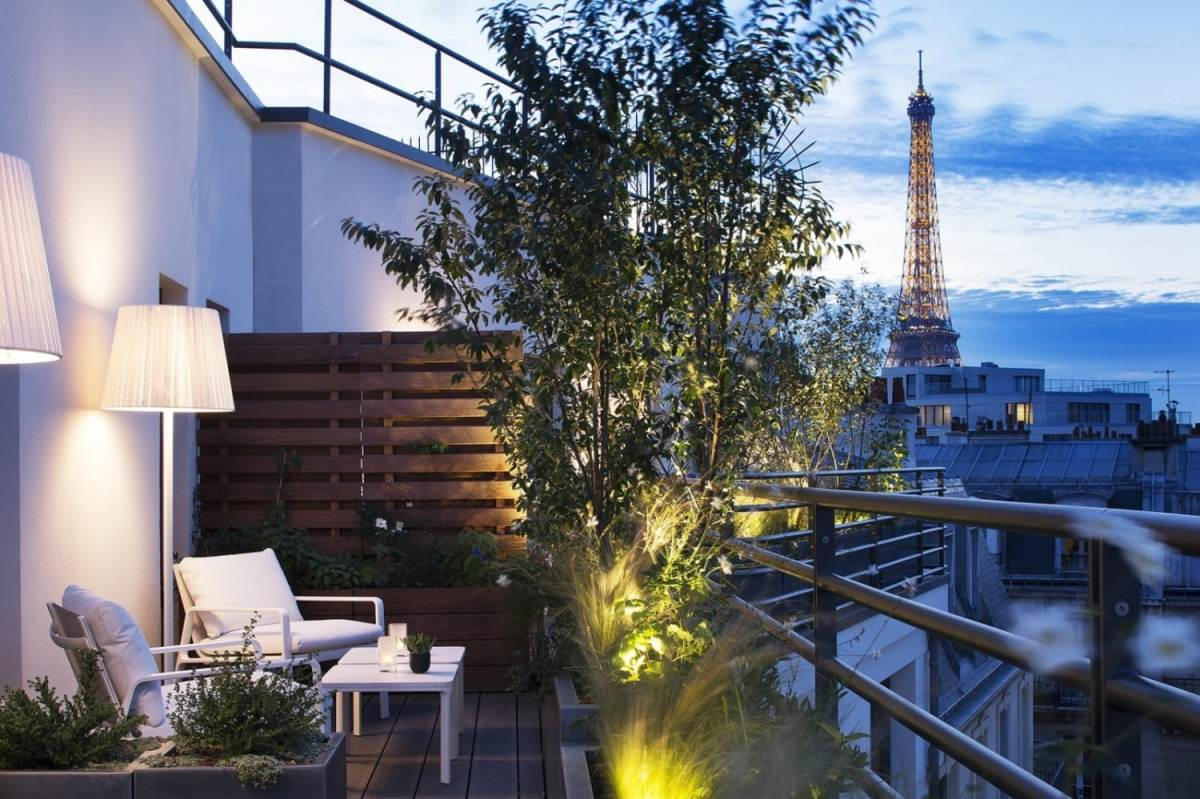 Le cinq Codet one of the best places to stay in Paris