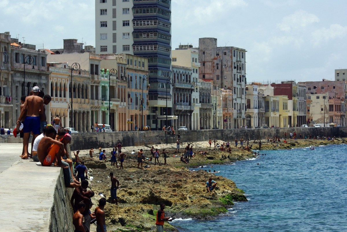 Strolling down the Malecon and hanging out as the sunsets is a rite of passage in Havana. Read our guide to the best things to do now