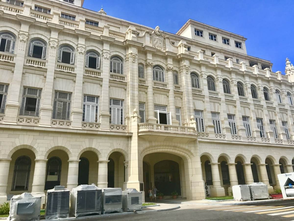 revolution museum Havana. One of the top things to do on any Havana itinerary