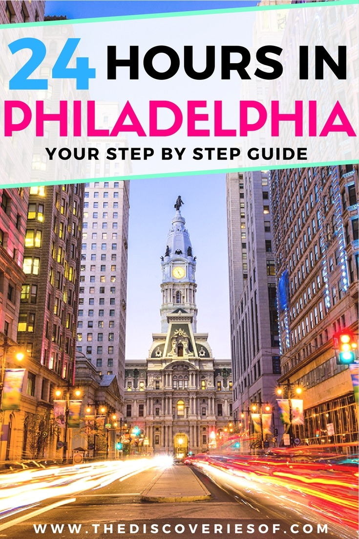 One day in philadelphia the ultimate guide the for Things to do philadelphia pa