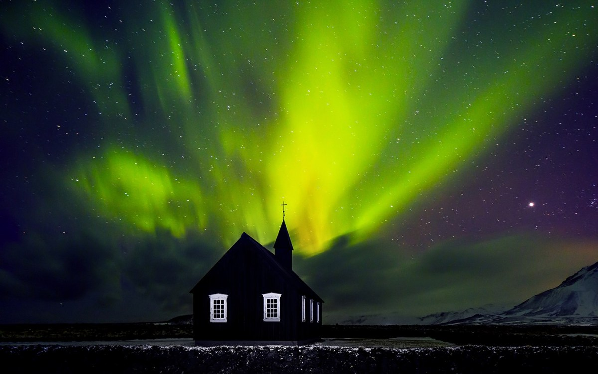 Time Year Northern Lights