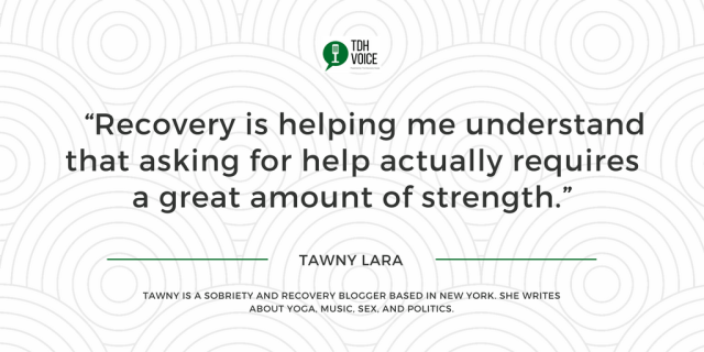 Resolutions in Addiction Recovery: An Interview with Tawny Lara