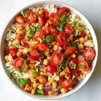 Savory Fiesta Salad Rice