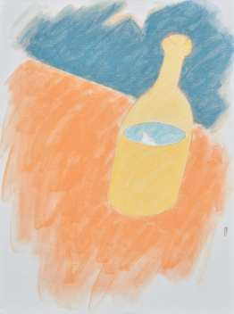 Still Life with Calvados and Star