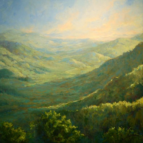 Connie Gaertner: fine art gallery knoxville