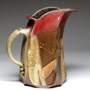 slab thrown pitcher