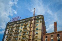 Divine Lorraine Hotel Live In Landmark