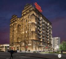 History Divine Lorraine Hotel