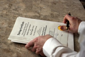 lost your marriage certificate