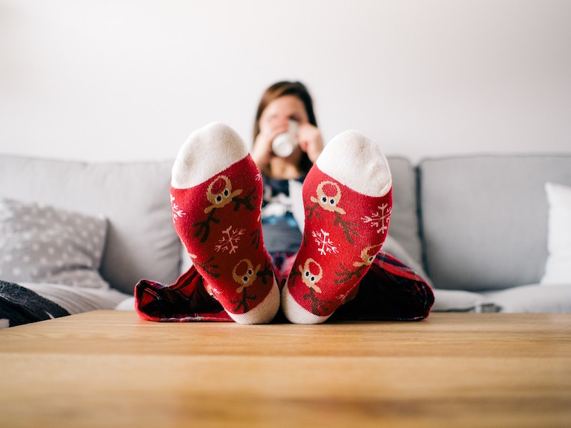 co-parenting over Christmas