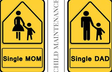 child maintenance payments