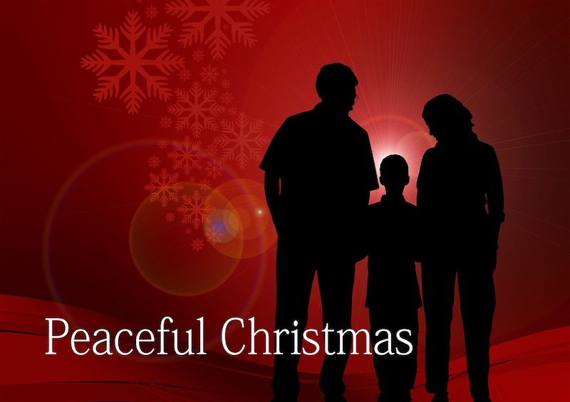 Christmas Parenting Plan Examples