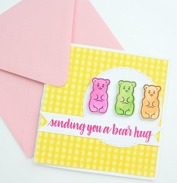The Gummy Bear Stamp