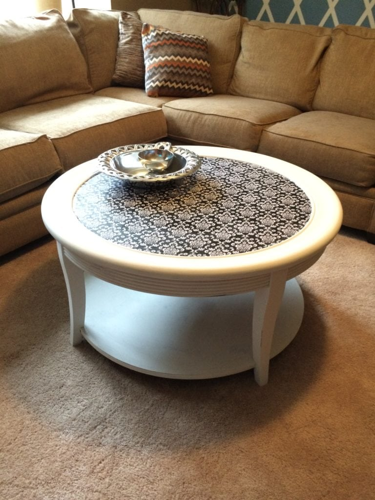 Coffee Table UpCycle