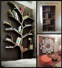 Creative Diy Bookshelf | www.pixshark.com - Images ...